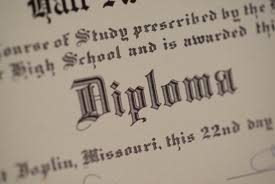 is online high school get a copy of high school diploma authentic customizable