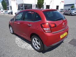 used 2010 citroen c3 hdi exclusive 1 6 low mileage air