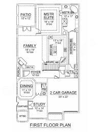 stonebriar luxury house plan 3000 sq ft house plan