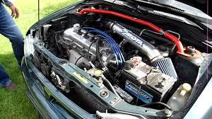 nissan micra super turbo micra k11 simota sport cai ga16de throttle body youtube