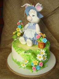 Easter Cake Decorations Pinterest by 707 Best Easter Favors U0026 Decor Images On Pinterest Easter Ideas