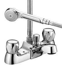 Bathroom Taps With Shower Attachment Bath Tap Shower Ebay