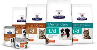 hill u0027s prescription diet t d dental care chicken flavor small