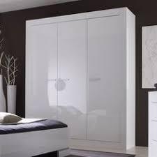 armoire pour chambre adulte armoire laquée avec miroirs design elegance meubles chambre