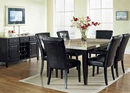 dining satisfactory dining table and 6 chairs b and m mesmerize