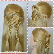hair tutorials for medium hair hairstyles for girls princess hairstyles