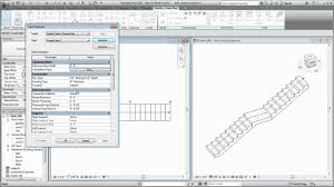 autodesk revit defining construction types for stairs youtube