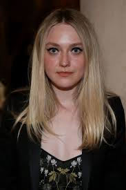 dakota fanning at repossi los angeles dinner at chateau marmont in