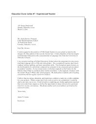 cover letter education resume badak