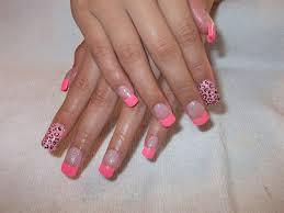 pink cheetah nail gallery