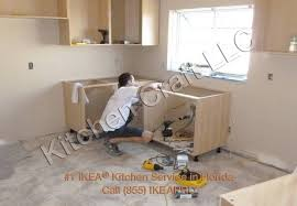 Installing Ikea Kitchen Cabinets No 1 Ikea Kitchen Installation Service In Florida 855 Instalr