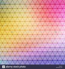 Blue Pattern Background by Gradient Blue Color And Triangle Polygon Pattern Background Vector