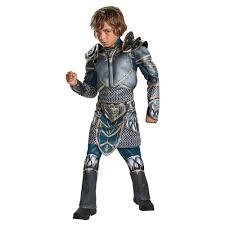 Walmart Childrens Halloween Costumes Warcraft Lothar Muscle Boys Halloween Costume Walmart
