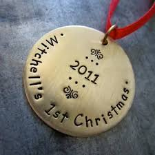 Custom Personalized Christmas Ornaments by 145 Best Personalized Christmas Ornaments Images On Pinterest