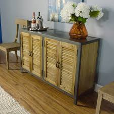 double shutter doors holbrook sideboard world market thumb img