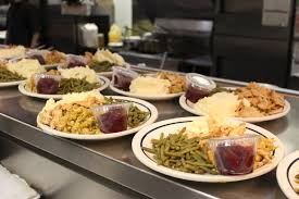 ihop prepares thanksgiving dinner for brookside senior center