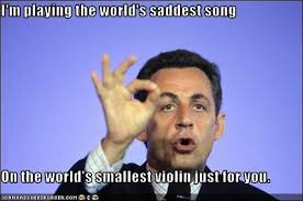Smallest Violin Meme - i m playing the world s saddest song on the world s smallest violin