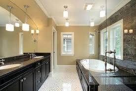 elegant hanging bathroom light fixtures best ideas about two