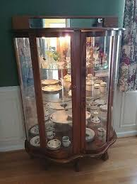 how to arrange a corner china cabinet 1900 1950 antique china cabinet vatican