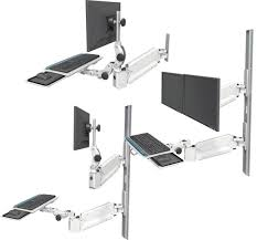 monitor and keyboard arm desk mount icw news from the leaders in mounting solutions for dental
