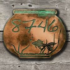Home Decor Signs And Plaques 80 Best House Numbers Images On Pinterest House Numbers Address