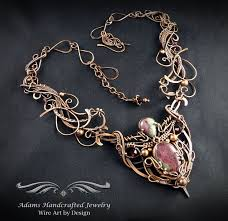 wire jewelry necklace images Wire necklace jpg