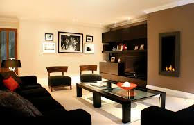 home interiors paint color ideas selecting proper paint color for living room with black furniture