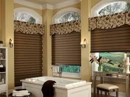 Kitchen Curtain Ideas Small Windows Scenic An Office For Black Window Valance Design Ideas Then Decor