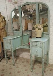 Vintage Style Vanity Table Beautiful Vintage Ideas To Restore Vanity Just Like This One