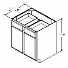 kitchen inspiring standard kitchen cabinet depth design wholesale