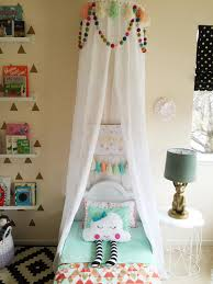 interior design by maya ostrander toddler bed bed canopy felt