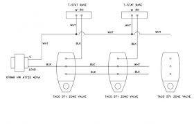 wiring diagram taco zone valve wiring diagram taco power head