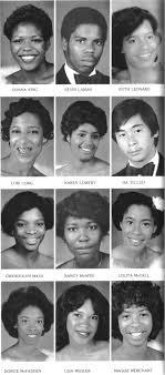 oakland high school yearbook 1980s