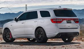 Dodge Durango Srt8 Price 2017 Chicago Auto Show 2018 Dodge Durango Srt The Daily Drive