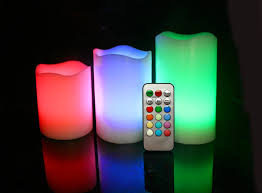 battery candles live a stress free with aromatic electric