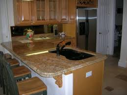Granite Kitchen Makeovers - juparana persa granite kitchen kitchen makeover pinterest