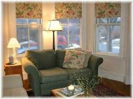 New Leaf Redesign Portfolio - Furniture placement living room bay window