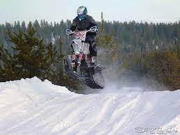 motocross snow bike 2011 snow bike comparison review photos motorcycle usa