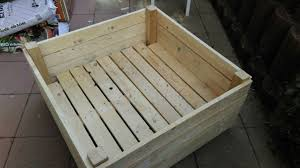 raised garden bed on wheels gardening ideas