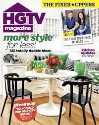 amazon com hgtv magazine hearst magazines kindle store