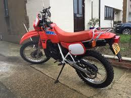 honda mtx honda mtx 125r l reg 1993 red 2 stroke classic bike in romford