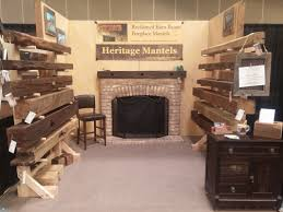 featured heritage mantels