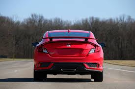 Is The Honda Civic Si Turbo Turbocharged 2017 Honda Civic Si Pricing Announced Autoguide Com