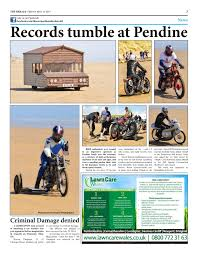 herald newspapers plc carmarthenshire herald issue 116 page