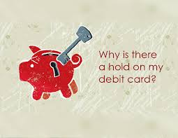 Design My Debit Card Why Is There A Hold On My Debit Card Accountnow Blog