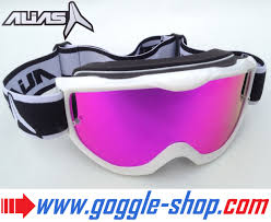 goggle motocross alias motocross goggles rival white
