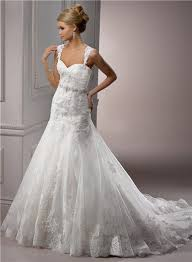 wedding dresses with straps line sweetheart tulle lace wedding dress with detachable straps