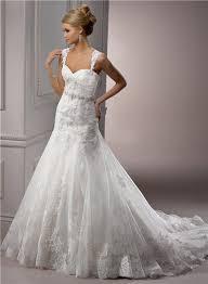 detachable wedding dress straps line tulle lace wedding dress with detachable straps
