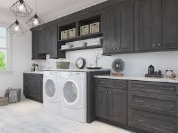 how to install base cabinets in laundry room 5 smart and stylish laundry room design tips the rta store