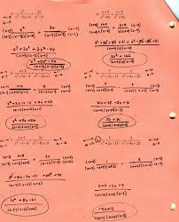 unit 11 rational expressions mr roos hempstead high math